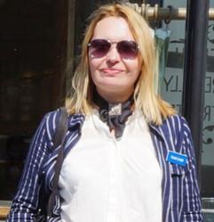 Онлайн-репетитор английского из Англии Виолетта