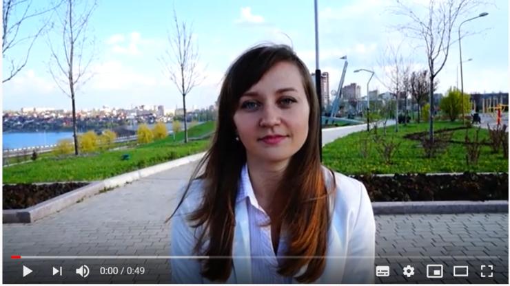 Онлайн-учитель немецкого языка Ирина. Увлеченный опытный педагог